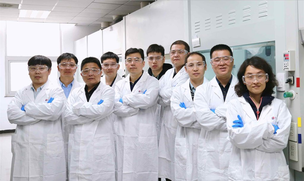 Meet the Discovery Process Chemistry Team